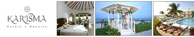Karisma Resorts Mexico - Honeymoon Destination