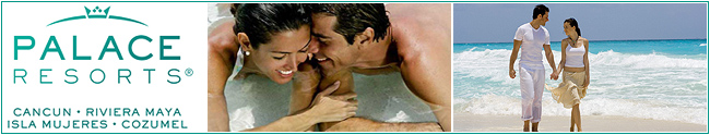 Palace Resorts Mexico - Honeymoon Destination